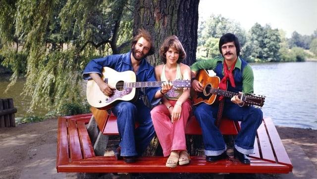 in trio da musica