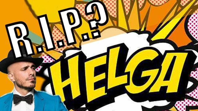 Lebt die Festival-Legende «Helga» eigentlich noch?