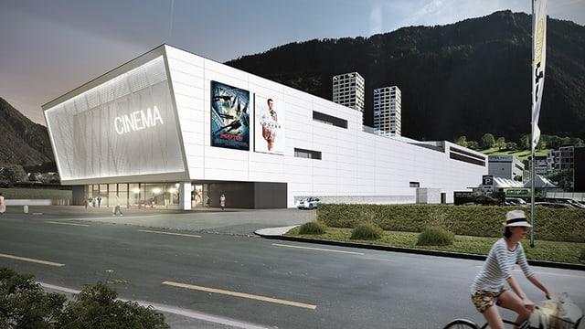 visualisaziun kino