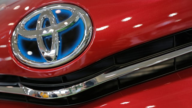 Il logo da Toyota.