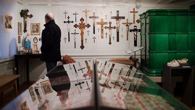 Ausstellung im Museum Appenzell