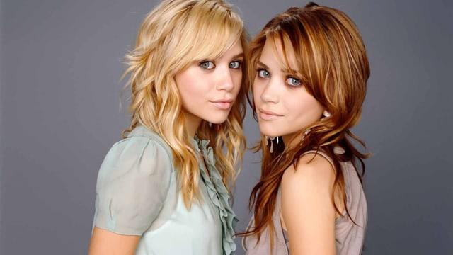 Mary-Kate ed Ashley Olsen