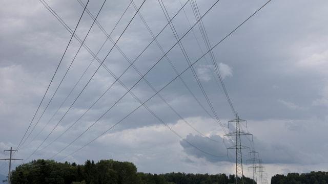 lingias d'electricitad