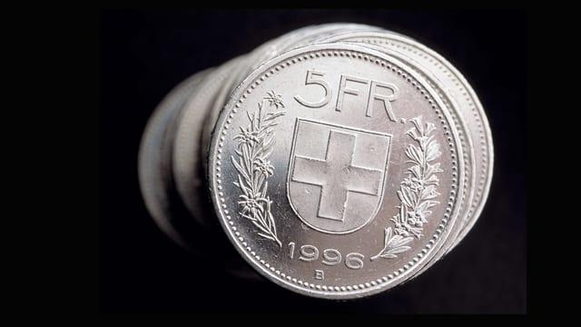 Plirs da 5 francs.