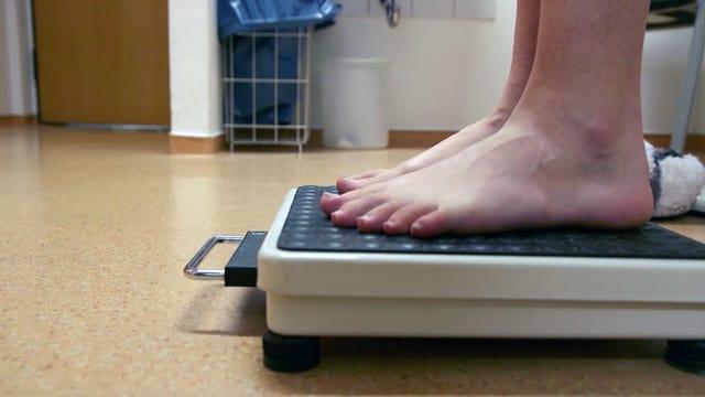 Video «Magersucht – Wenn Essen zur Qual wird» abspielen