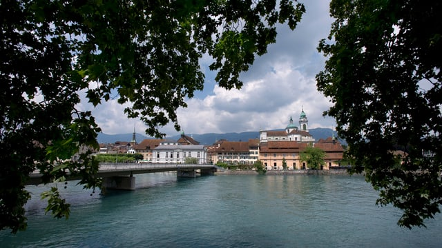 Solothurner Stadtansicht