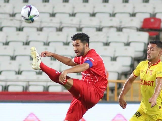 Nuri Sahin beim türkischen Erstligisten Antalyaspor.