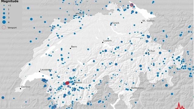 Servetsch seismologic svizzer