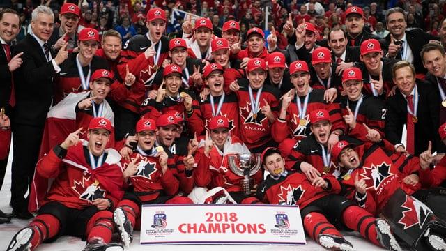 Kanadas Junioren.