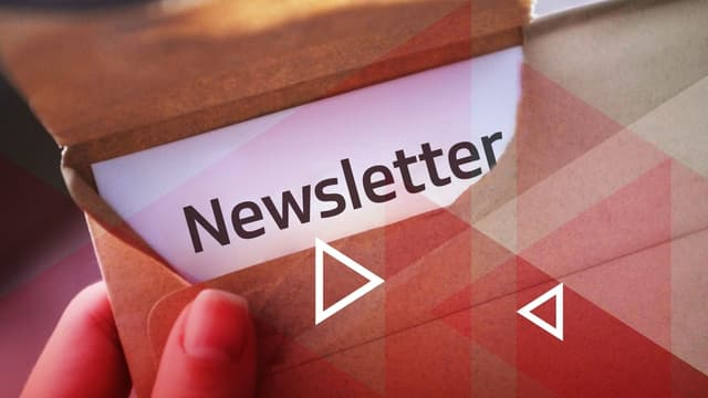 ina bref cun il text: Newsletter