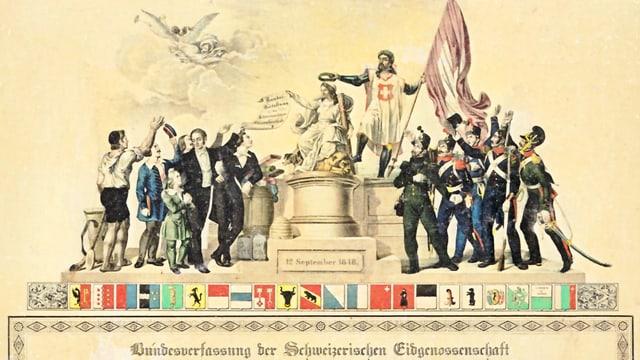 Bundesverfassung 1848