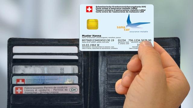 Versicherungskarte
