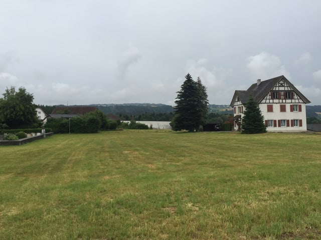 Pfarrhaus von Hermetschwil.