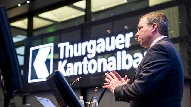Thurgauer Kantonalbank an der Börse