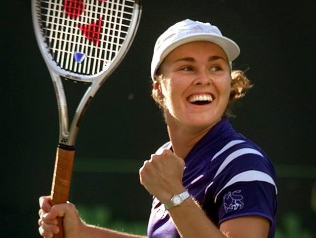 Martina Hingis, 2000