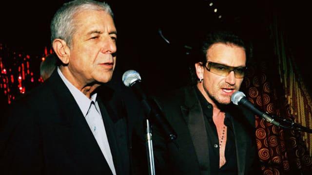 Video «Leonard Cohen: I'm Your Man» abspielen