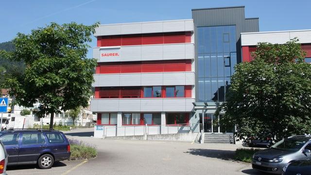 Saurer Sitz in Wattwil