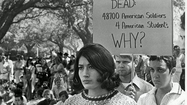 Video «Soundtracks: Lieder, die Geschichte schrieben - Der Vietnamkrieg (5/5)» abspielen