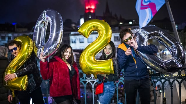2020 steht für mehr als für aufgeblasene Ballon-Zahlen.
