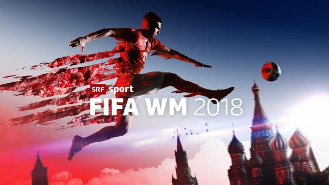 Logo Fifa WM 2018.