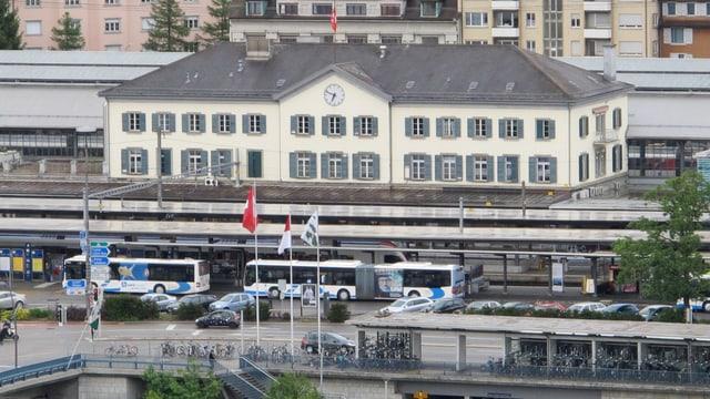 Bahnhofplatz Olten