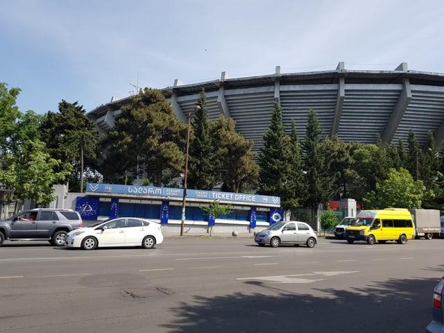 Nationalstadion in Tiflis
