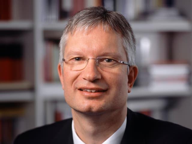 Porträt von Roland Müller, Direktor Schweizerischer Arbeitgeberverband.
