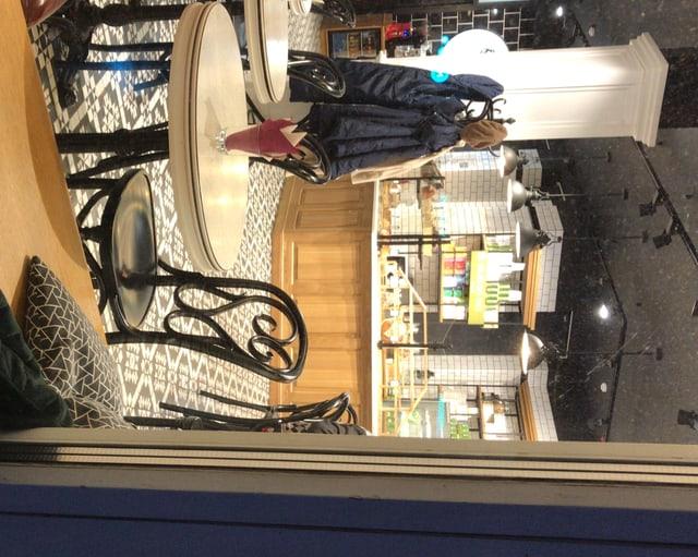 Das Café «Fransua» liegt bei Lorenz Widmer gerade um die Ecke