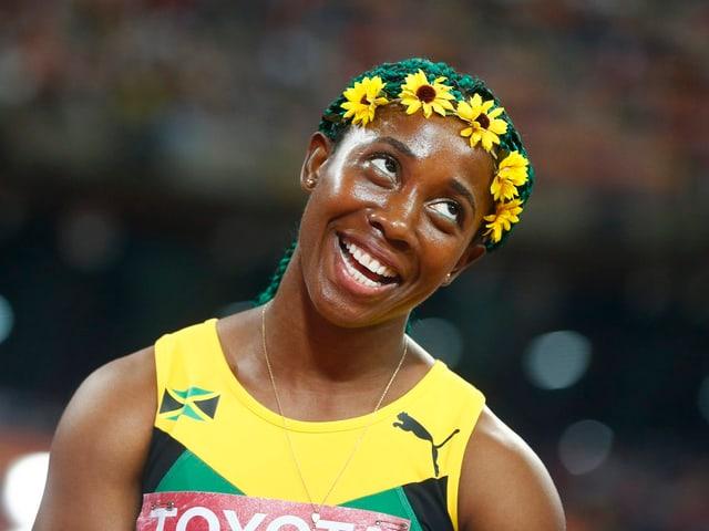 Shelly-Ann Fraser-Pryce ist die Sprintkönigin.