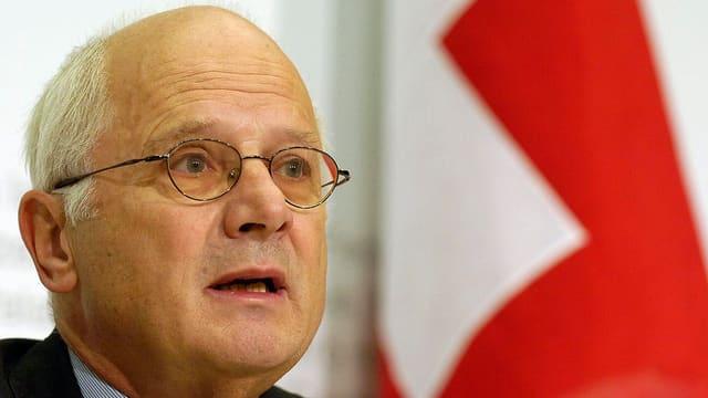 Historiker Georg Kreis