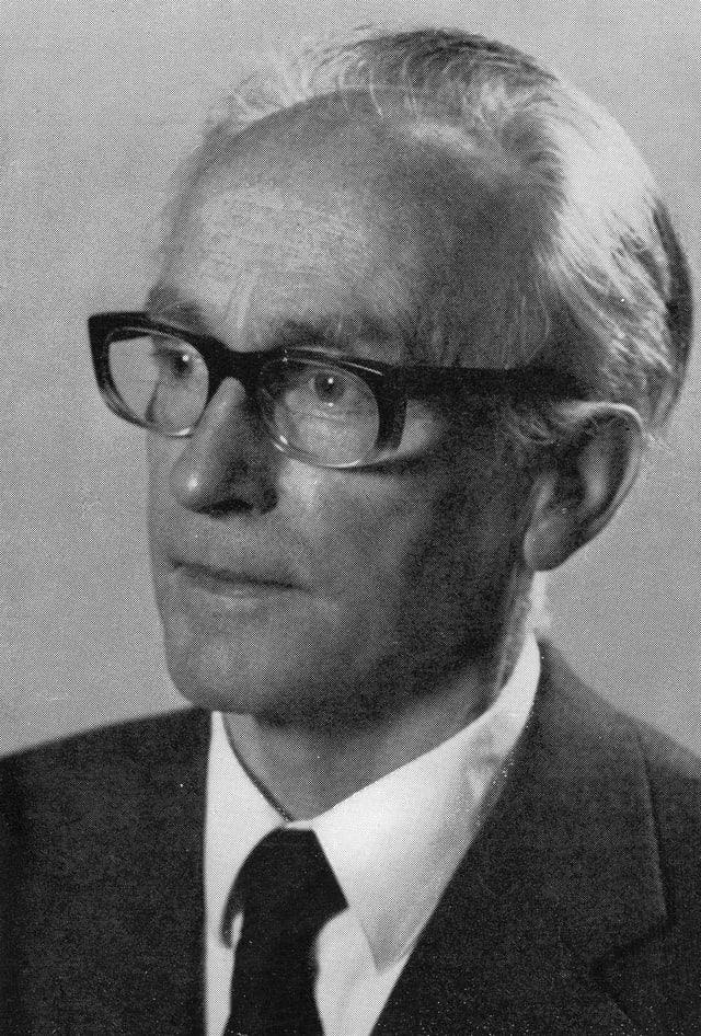 Alfons Maissen (1905 - 2003)