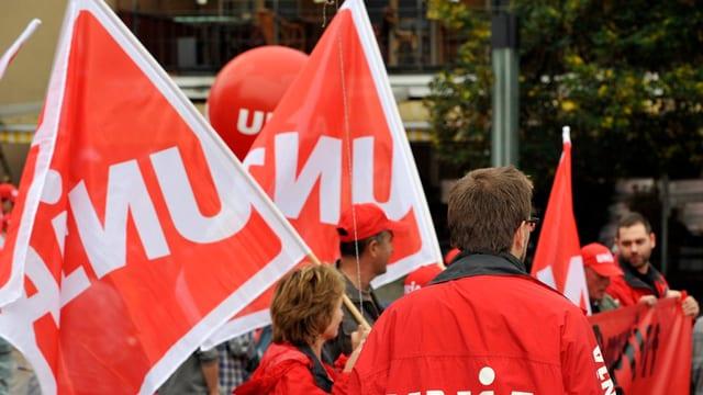 Unia-Demonstration