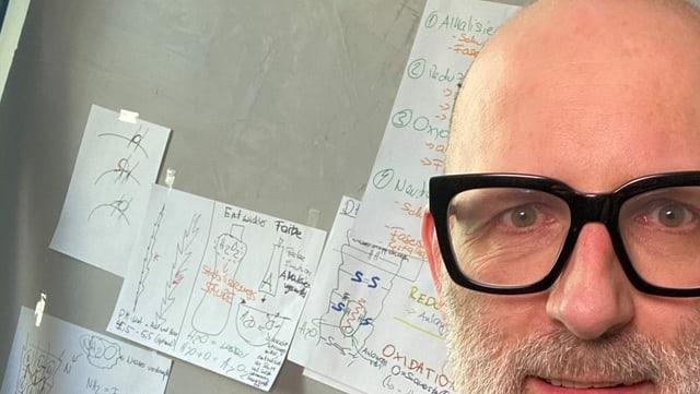 Boris Brugger, Salon Kopfwerk «Kopfwerk»