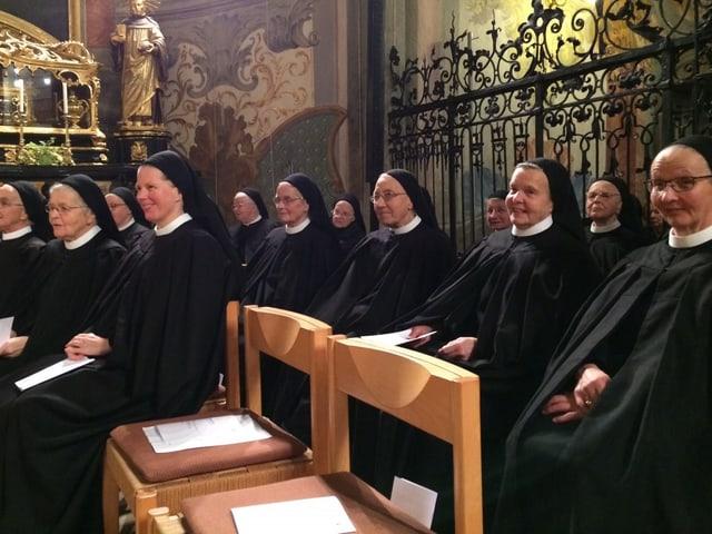 Kloster-Schwestern