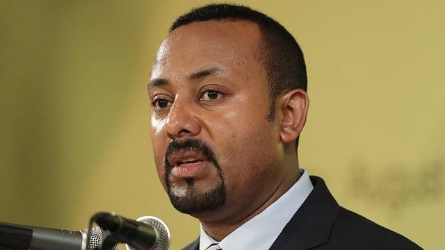 Hohe politische Auszeichnung - Der Friedensnobelpreis geht an Abiy Ahmed