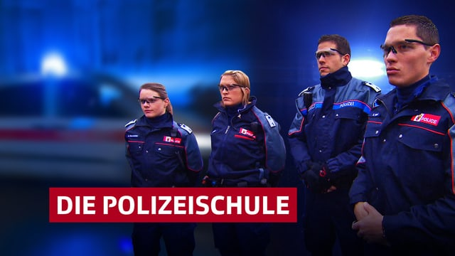 Key Visual Polizeischule