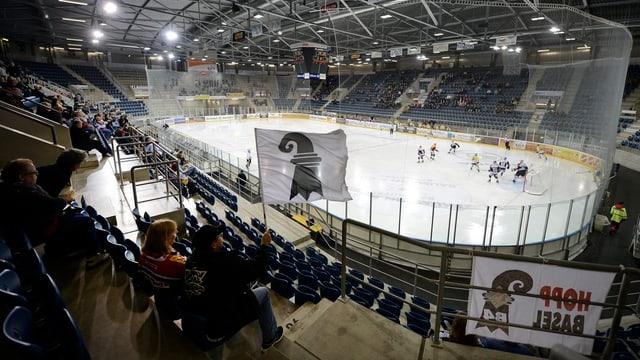 Bild der St.Jakob-Arena.