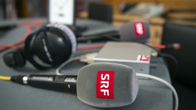 Microfon SRF