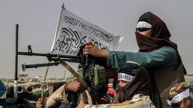 Ils talibans en l'Afganistan