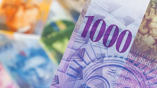 Noten Schweizer Franken