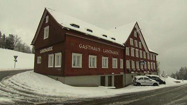 Video «Gasthaus Landmark in Oberegg (AI) - Tag 3» abspielen