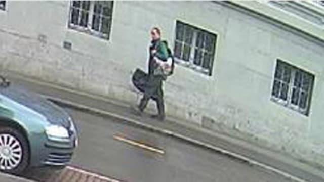 Fahndungsbild der Polizei.