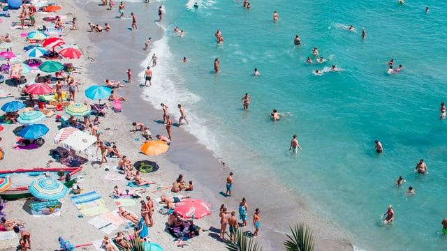 Strandurlaub suckt