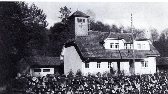 Ein altes Haus