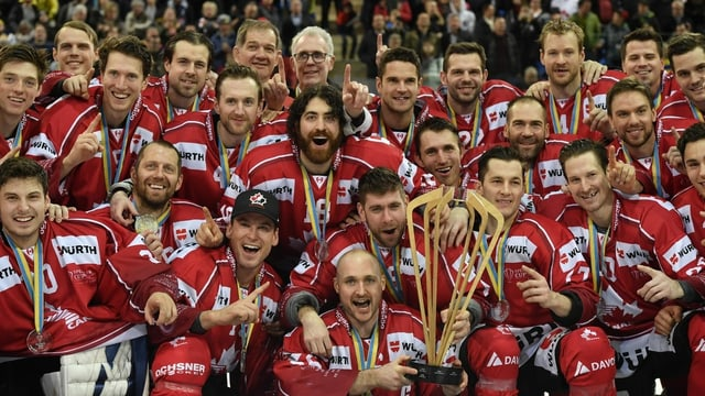 Purtret dal team Canada.