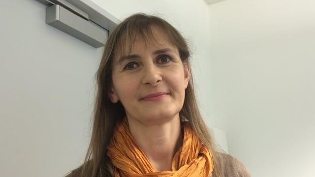 Die Ärztin Sibylle Jean-Petit-Matile