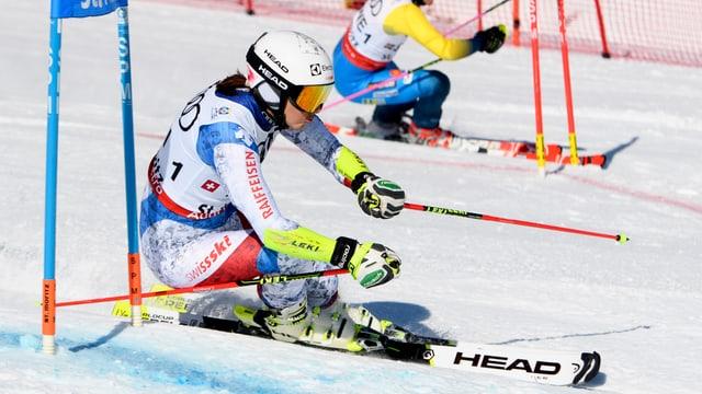 La Svizra perda il final pitschen cunter la Svezia.