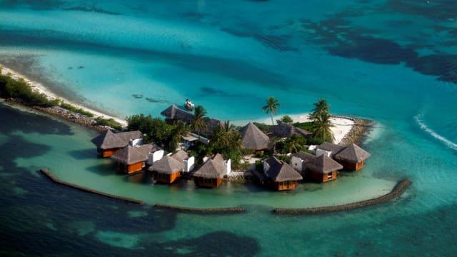 Das Ferieninselparadies Malediven