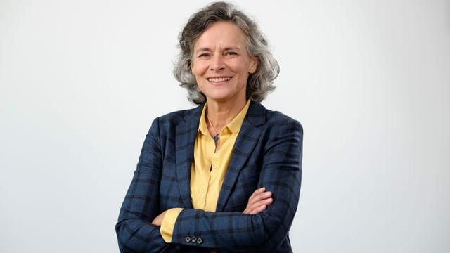 Claudia Cadruvi