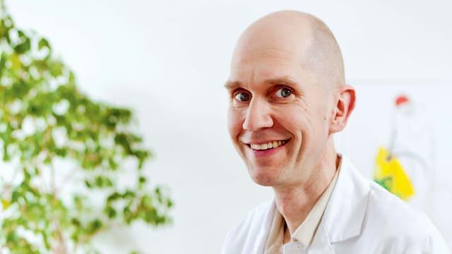 Prof. Dr. Sönke Johannes